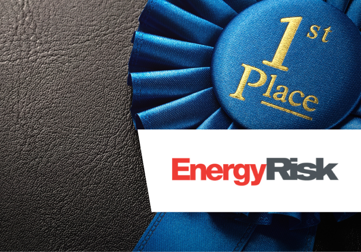 Openlink Voted Technology Authority — Winning Most 1st Place Categories In Energy Risk Software Rankings 2012